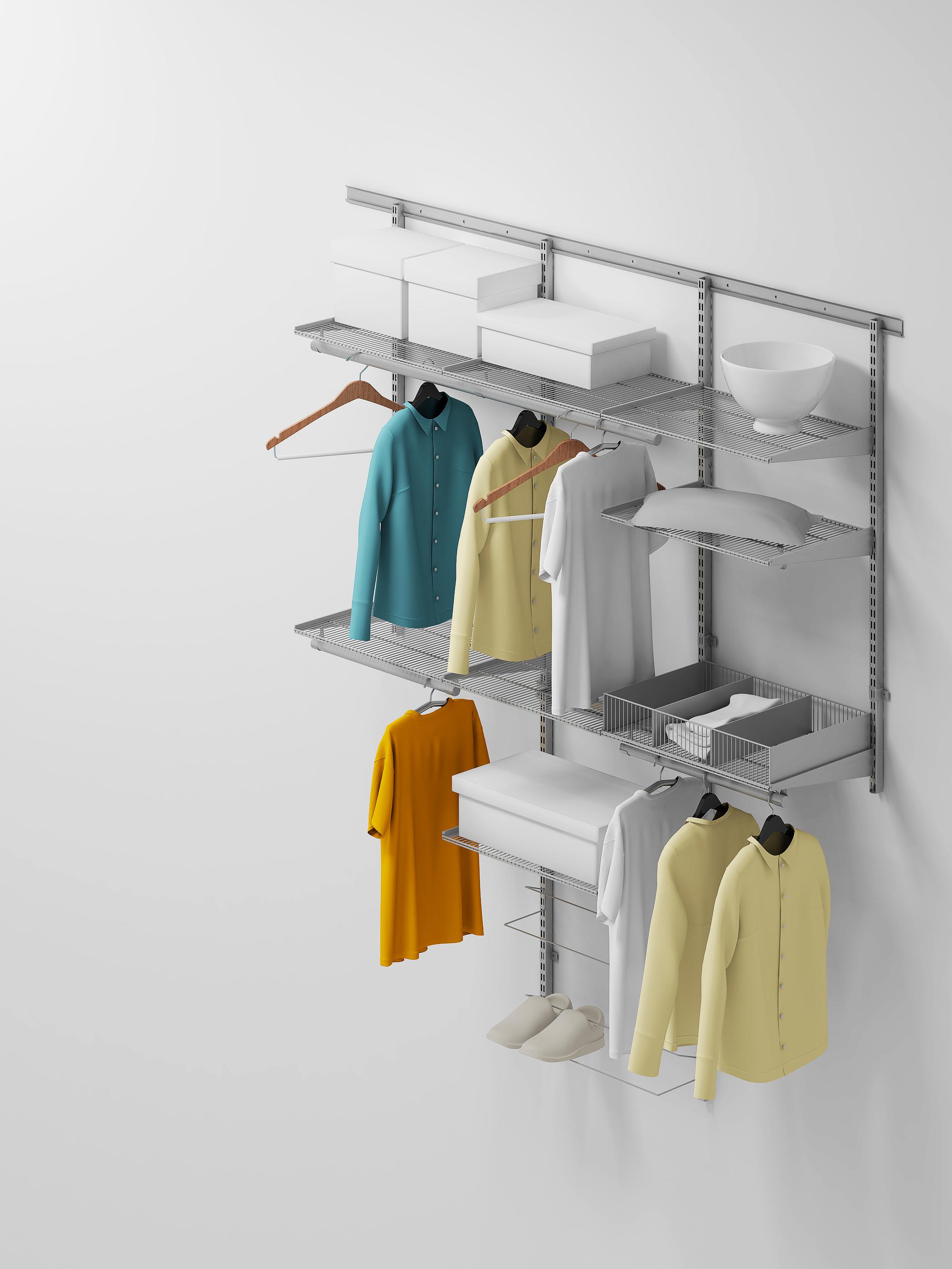Комплект для гардеробной 1 комплект для гардеробной 1.